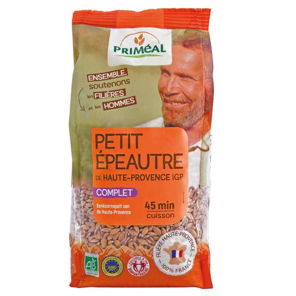 Priméal Petit épeautre de Haute Provence bio - Sachet 500g