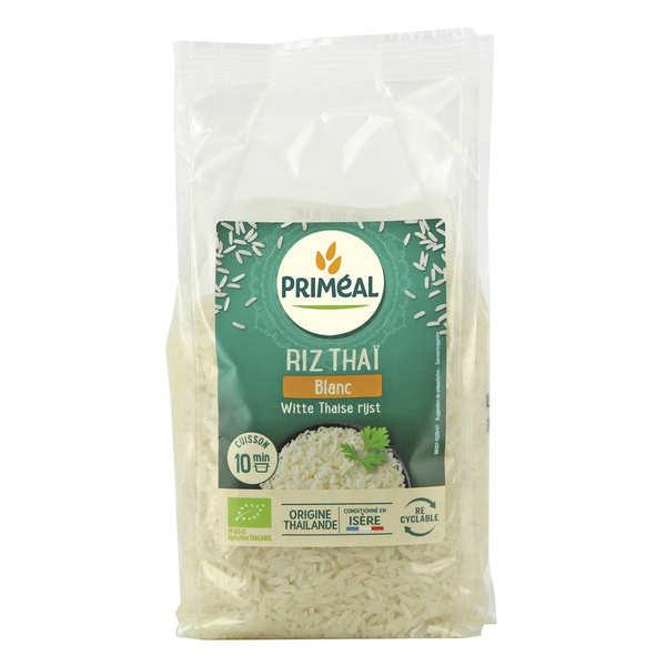 Priméal Riz thaï blanc bio - Sac 5kg