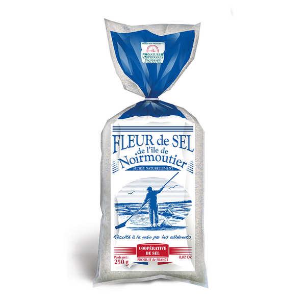 Aquasel Fleur de sel de l'Île de Noirmoutier - sac 250g