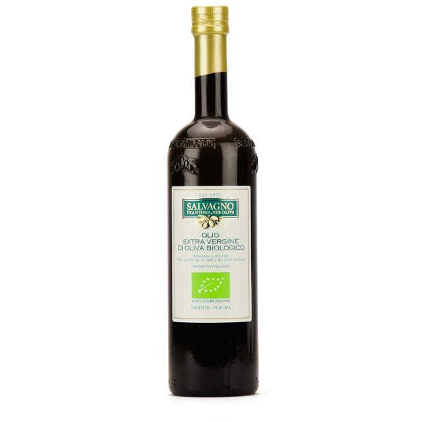 Salvagno Huile d'olive extra vierge Salvagno (Vénétie) - bio - Bouteille 75 cl
