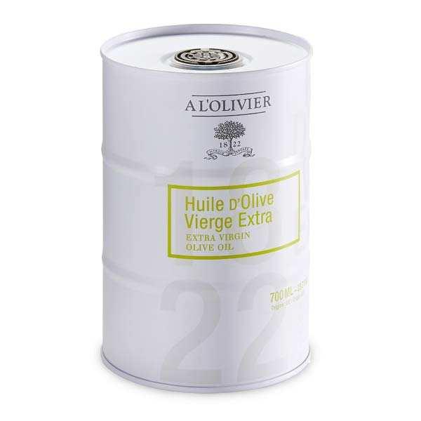 A L'Olivier Huile d'olive vierge extra en fût - Fût 70cl