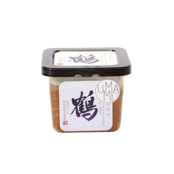 Umami Paris Miso soja et orge sans additif - Boite 500g