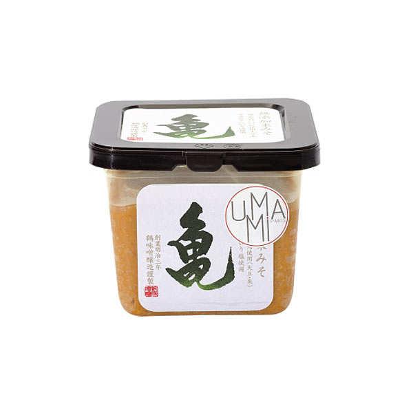 Umami Paris Miso de riz sans additif - Boite 500g