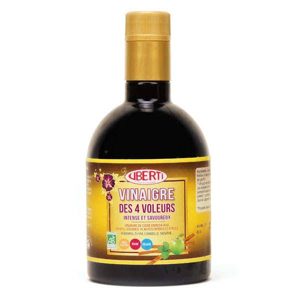 Mondial Uberti Vinaigre des 4 voleurs bio au vinaigre spécial uberti - Bouteille 50cl