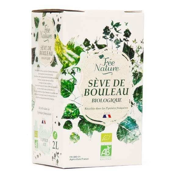 Fée Nature Sève de bouleau bio en bag-in-box 2L - Bag-in-box 2L
