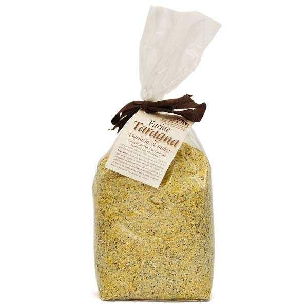 Principato di Lucedio Farine Taragna italienne maïs et sarrasin moulue à la pierre - Sachet 1kg