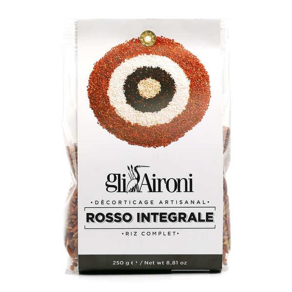 Gli Aironi Riz rouge italien Rosso Selvatico - Paquet 1kg