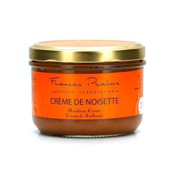 Chocolats François Pralus Crème de noisette en tube - Pralus - Tube 250g