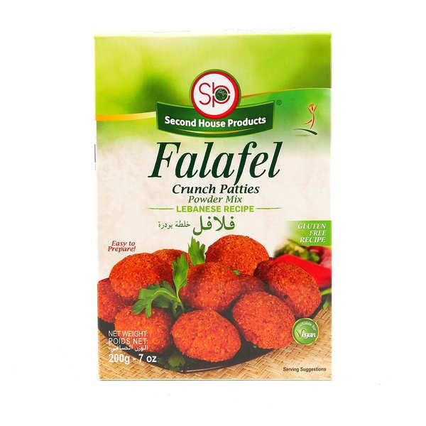 Al wadi Préparation pour Falafel recette libanaise - Boite 200g
