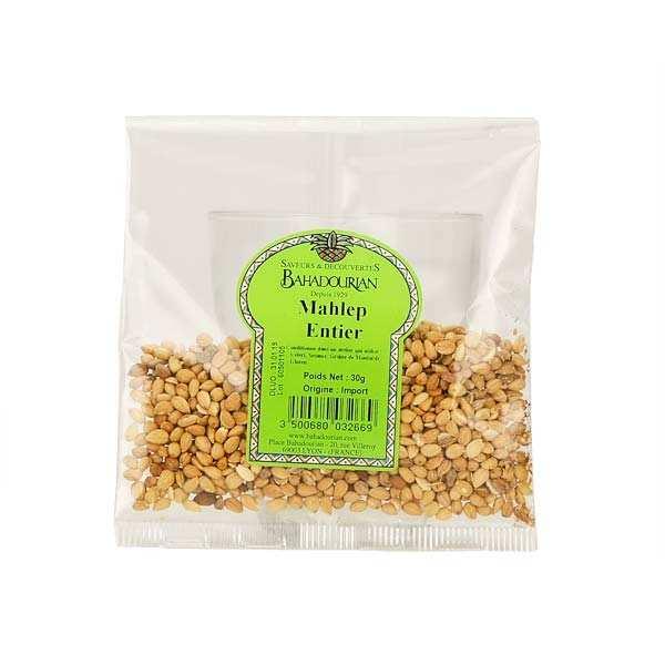 Bahadourian Mahaleb en grain - Sachet 30g