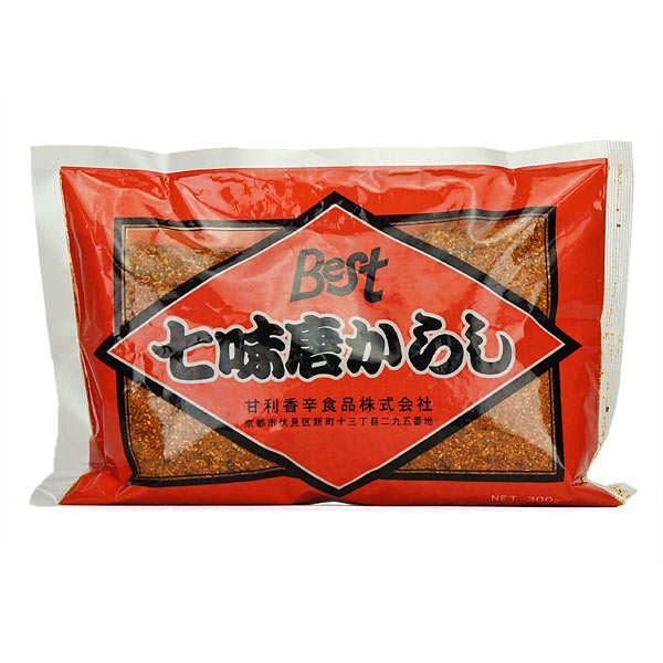 BienManger.com Mélange Shichimi Togarashi - 7 épices japonaises - Sachet 300g