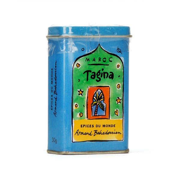 Bahadourian Mélange d'épices pour tajine - Boite 30g
