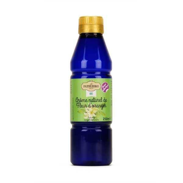 La Patelière bio Arôme naturel fleur d'oranger bio - Bouteille 25cl