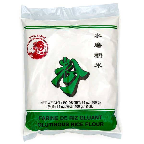 Eaglobe Farine de riz gluant - Sachet 400g