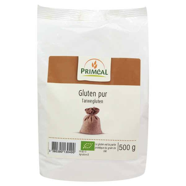 Priméal Gluten pur bio - 3 sachets de 500g