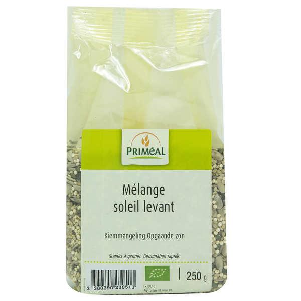 Priméal Mélange de graines à germer - soleil levant bio - Sachet 250g