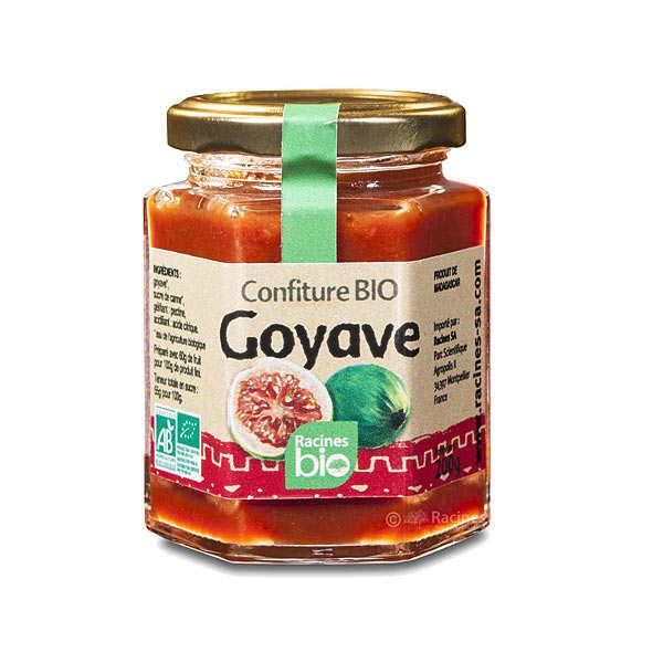 Racines Confiture bio de goyave - Pot 200g