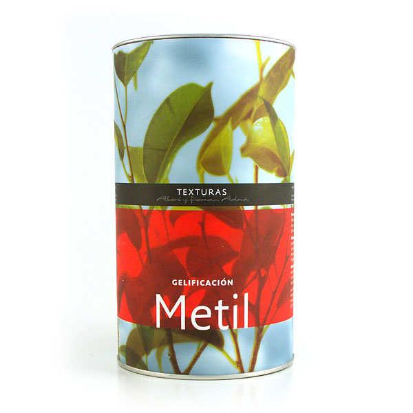 Texturas Ferran Adria Metil, méthylcellulose en poudre - Texturas - Boîte 300g