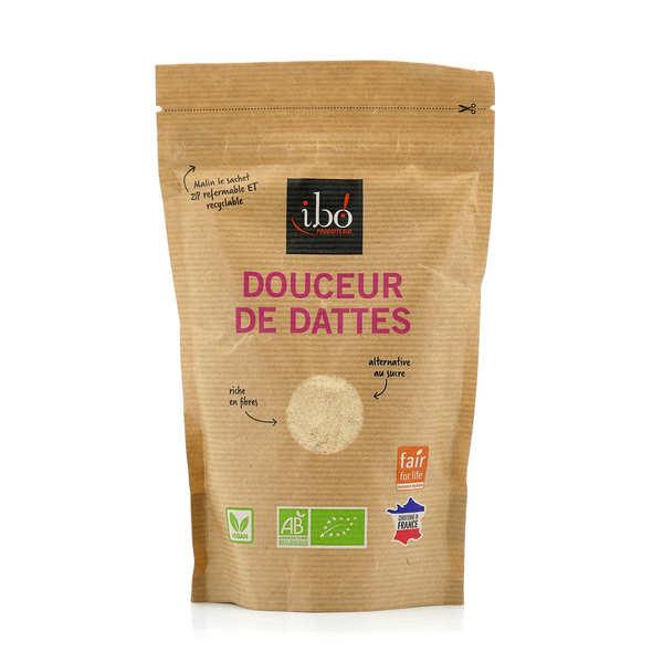 Rapunzel Douceur de dattes bio - sucre de dattes - Sachet 250g