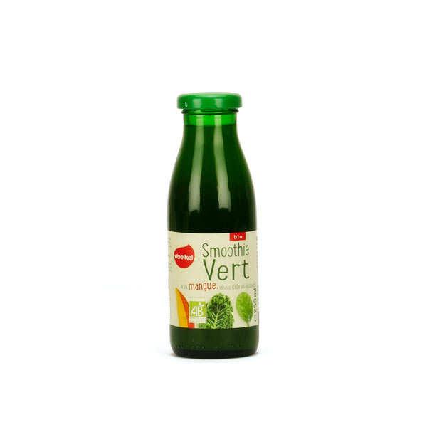 Voelkel GmbH Smoothie vert mangue chou kale et épinard bio demeter - Lot de 6 bouteilles 25cl