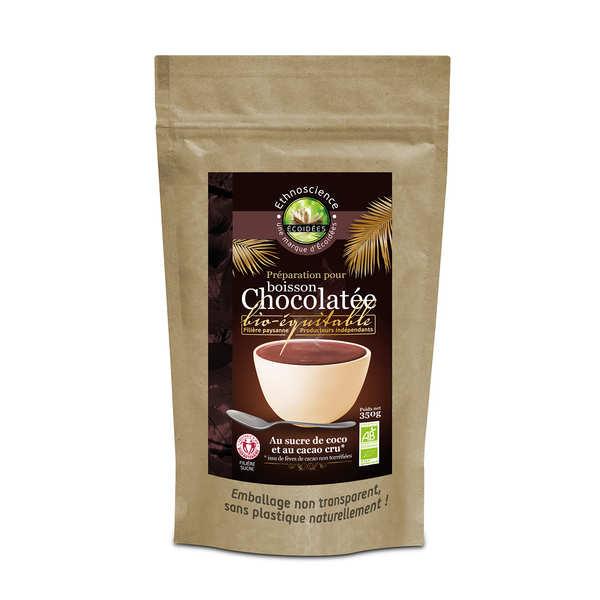 Ethnoscience P'tit dej bio au cacao cru et au sucre de coco - 3 sachets de 350g