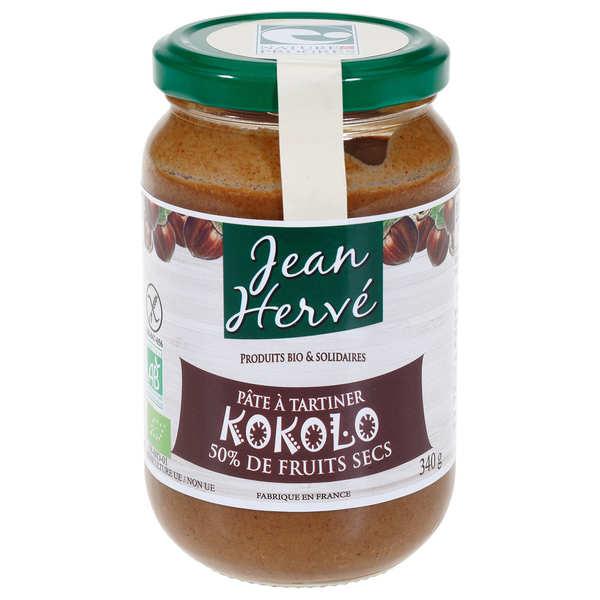 Jean Hervé Kokolo - pâte à tartiner noix de coco sans lait bio - Pot 340g