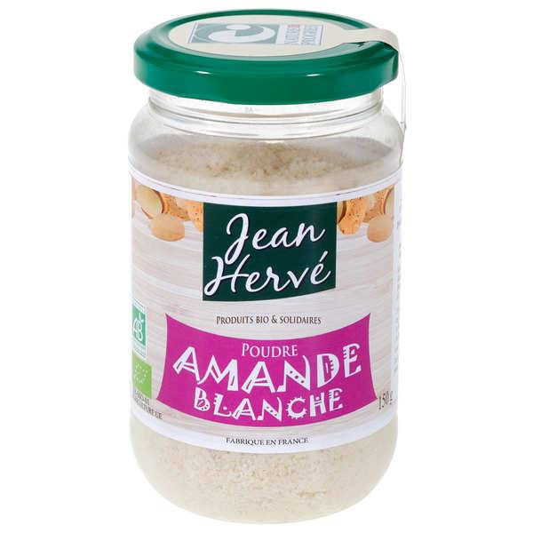 Jean Hervé Poudre d'amande blanche bio - Pot 150g