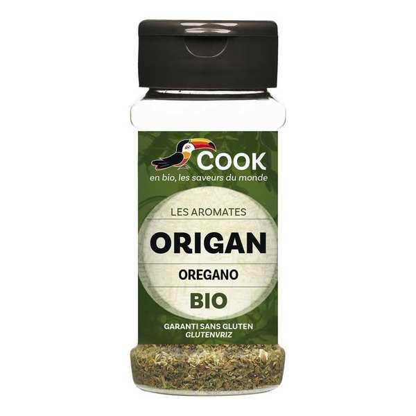Cook - Herbier de France Origan feuilles bio - Flacon 13g