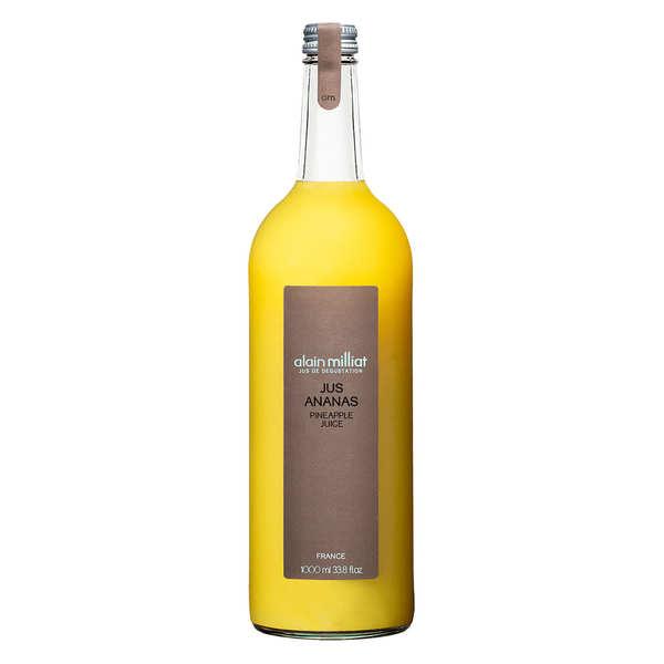 Alain Milliat Pur jus d'ananas - Alain Milliat - 3 bouteilles de 1L