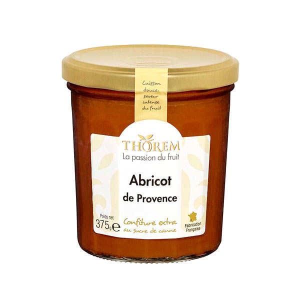 Thorem Confiture extra d'abricot de Provence - Pot 375g