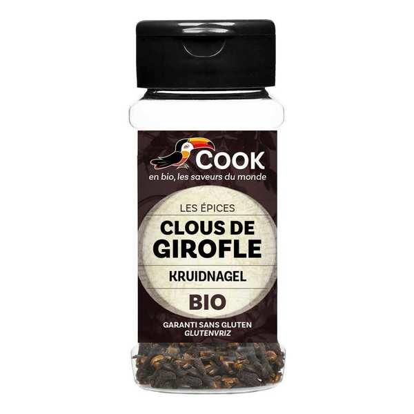 Cook - Herbier de France Clous de Girofle bio - Flacon30g