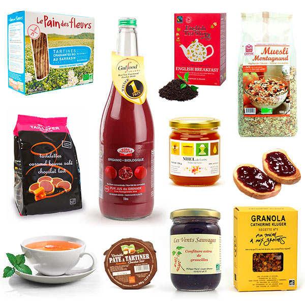 BienManger.com Pack découverte petit-déjeuner - Pack petit déjeuner