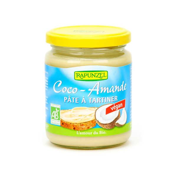 Rapunzel Pâte à tartiner noix de coco et amande vegan et bio - Pot 250g
