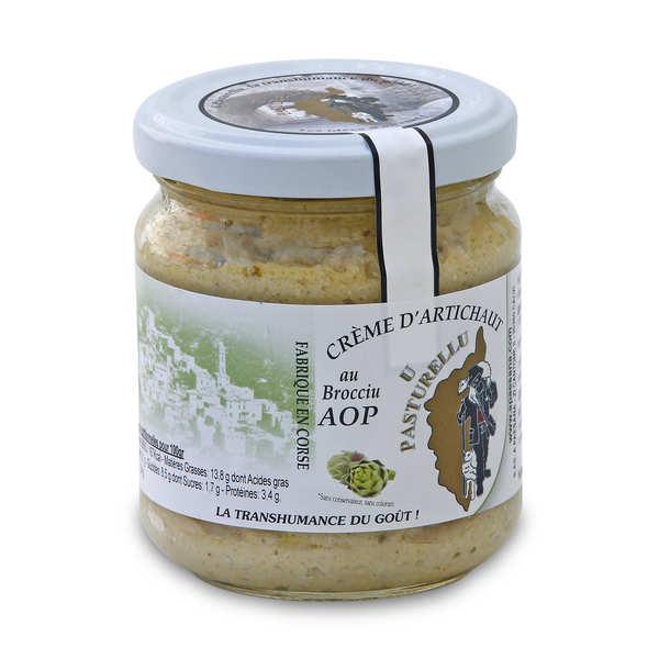 A Paesana Crème d'artichaut au Brocciu AOP - Pot 180g