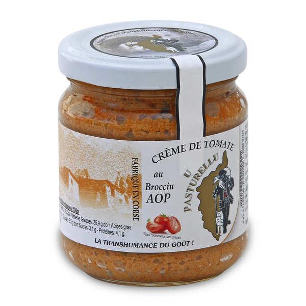 A Paesana Crème de tomate au Brocciu AOP - Pot 180g