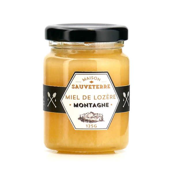 Maison Sauveterre Miel de montagne de Lozère - Pot 40g