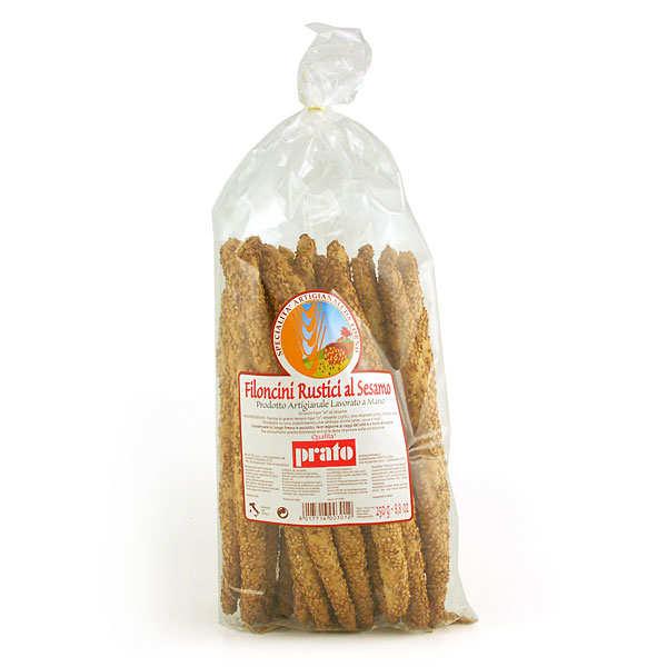 Prato Gressins au sésame - Sachet 250g