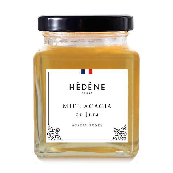 Hédène Miel d'acacia de Bourgogne - Pot 250g