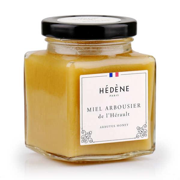Hédène Miel d'arbousier de l'Hérault - Pot 250g