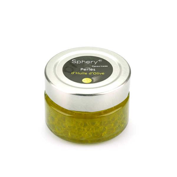 Sphery + Perles d'huile d'olive - Verrine 50g