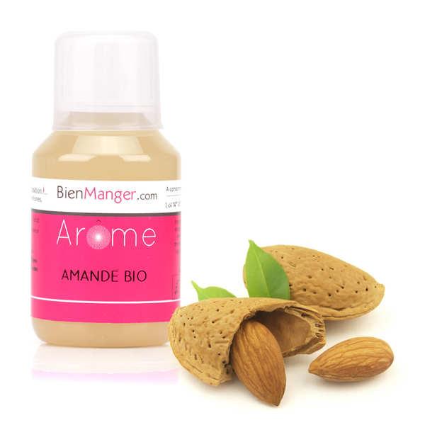 BienManger aromes&colorants Arôme alimentaire d'amande bio - Flacon doseur 115ml
