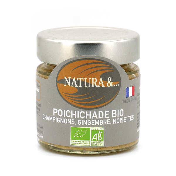 Pellegrain en Provence Toastinette pois chiches, champignons bio à tartiner - Verrine 100g
