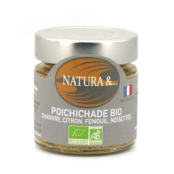 Pellegrain en Provence Toastinette pois cassés, basilic bio à tartiner - Verrine 100g