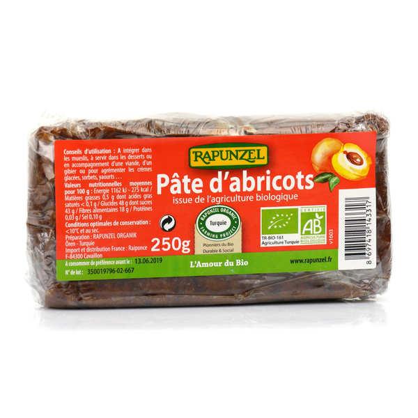 Rapunzel Pâte d'abricots bio de Turquie - Sachet 250g