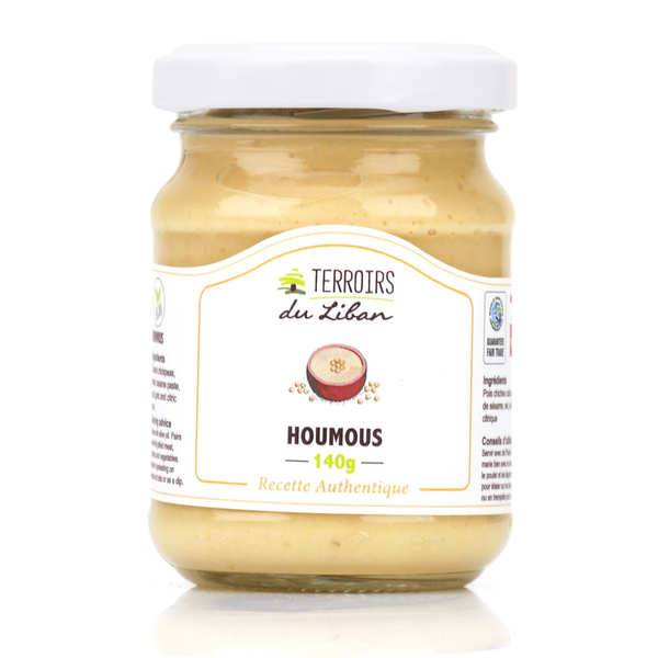 Terroirs du Liban Houmous du Liban - Pot 140g