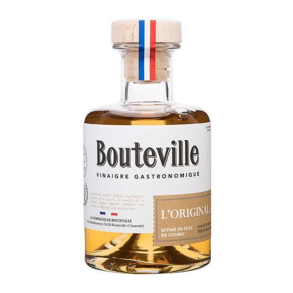 Compagnie de Bouteville Vinaigre gastronomique de Bouteville L'Original - Bouteille 20cl