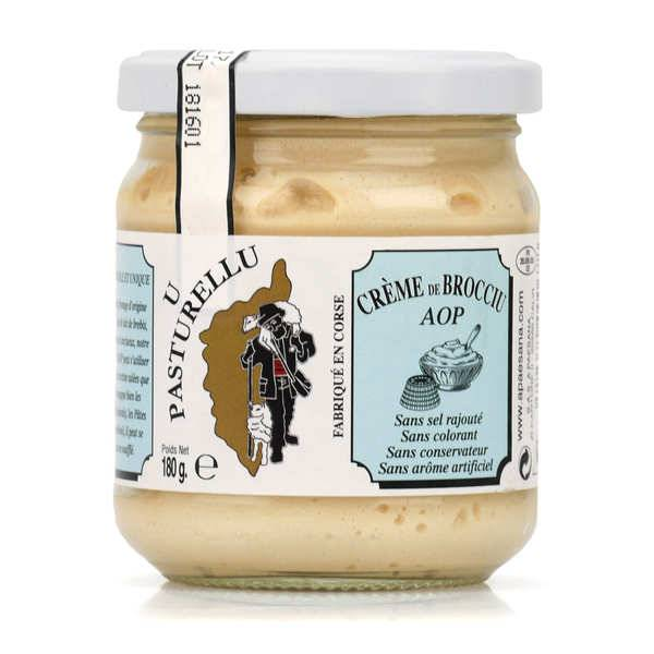 A Paesana Crème de Brocciu AOP - Pot 180g