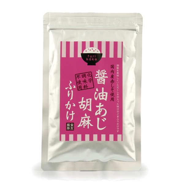 Takusei Furikake sésame, sauce soja, shiso - Sachet 50g