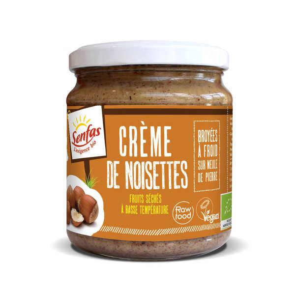 Senfas Crème de noisettes bio - Pot 300g