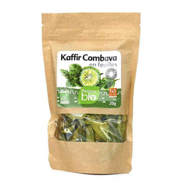 Racines Feuilles de kaffir séchées bio - Sachet 6g